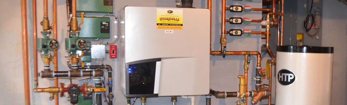 Ciardelli Fuel HVAC equipment installation services