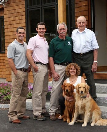 Three generations of the Ciardelli family, owners of Ciardelli Fuel Company