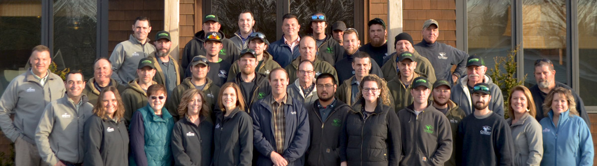 Ciardelli Fuel full staff photo Milford, NH office