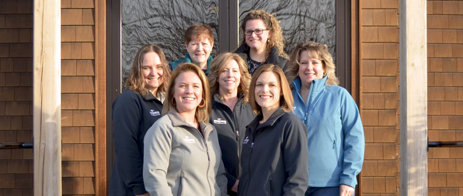 Office Staff at Ciardelli Fuel Company, Milford, NH